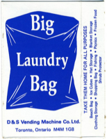 Big Laundry Bag by Richard Preston